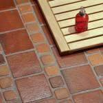 Terracotta_Classic, 200x200x12 mm, Mosaik, Nr: M_5x5
