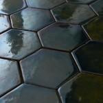 Glasierte_Wandfliesen, 100x115x5 mm, Nr: HEX_10x10_2