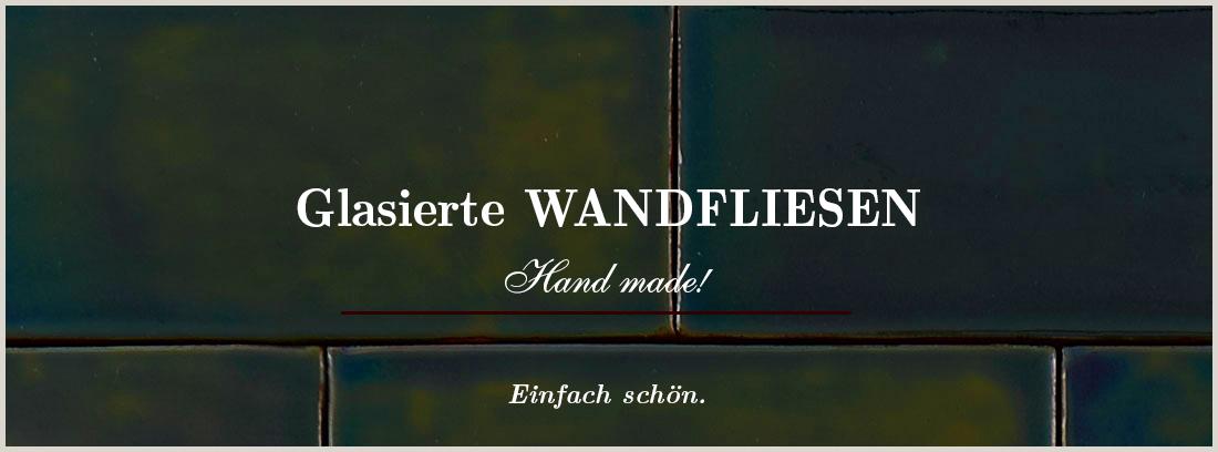 Glasierte Wandfliesen - Terracotta Fliesen