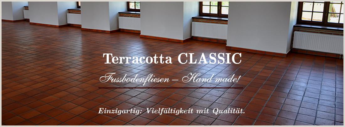 Terracotta Classic - Terracotta Fliesen