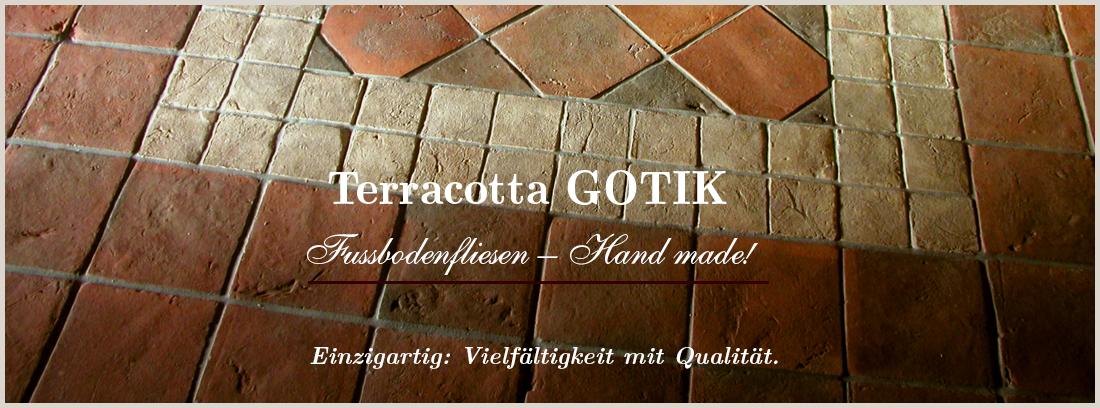 Terracotta Gotik - Terracotta Fliesen